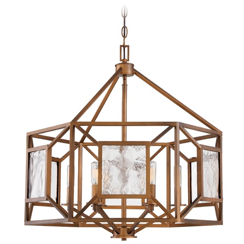 Designers Fountain Lighting Designers Fountain Athina Gilded Bronze Pendant Light 89486-GB