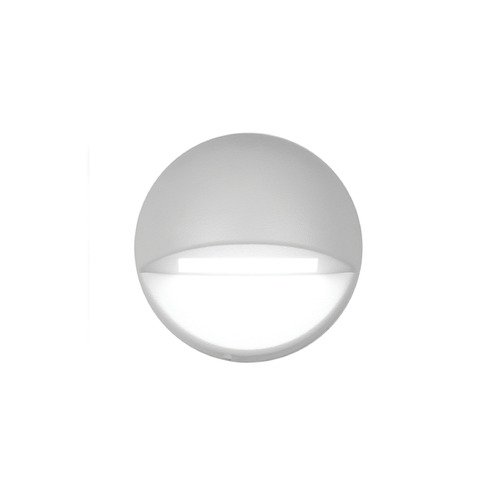 WAC Lighting LED 12V Round Deck and Patio Light 3011-27WT