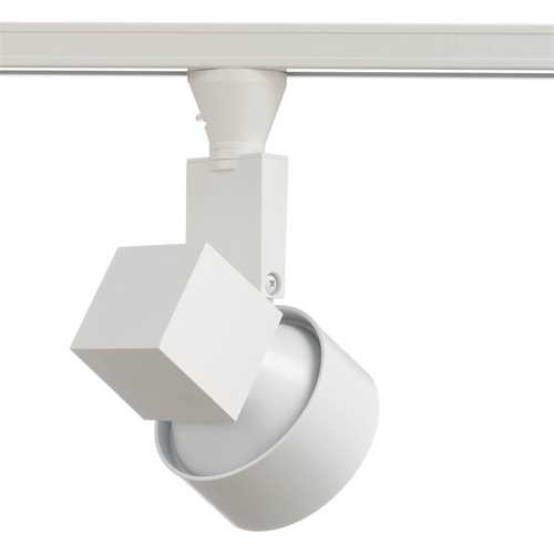 Juno Lighting Group PAR20 Cubix Light Head for Juno Track T892 WH
