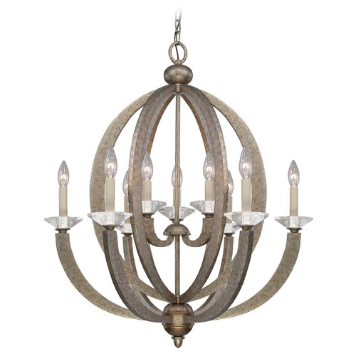 Savoy House Savoy House Gold Dust Chandelier 1-1555-9-122