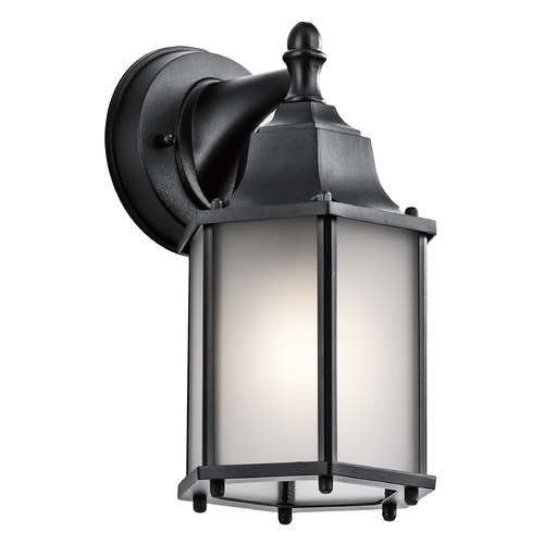 Kichler Lighting Kichler Lighting Chesapeake Outdoor Wall Light 9774BKS