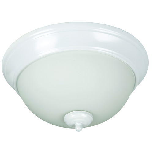 Jeremiah Lighting Jeremiah Pro Builder Flush White Flushmount Light XP11W-2W