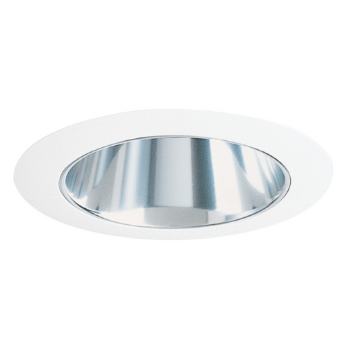 Juno Lighting Group Adjustable Cone Downlight for Low Voltage Recessed Housing 447HZ-WH