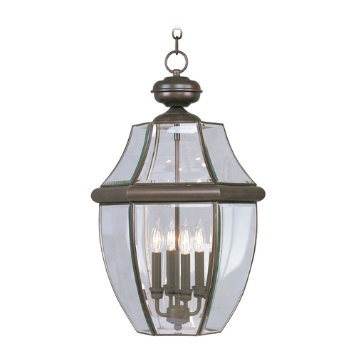 Livex Lighting Livex Lighting Monterey Bronze Outdoor Hanging Light 2357-07
