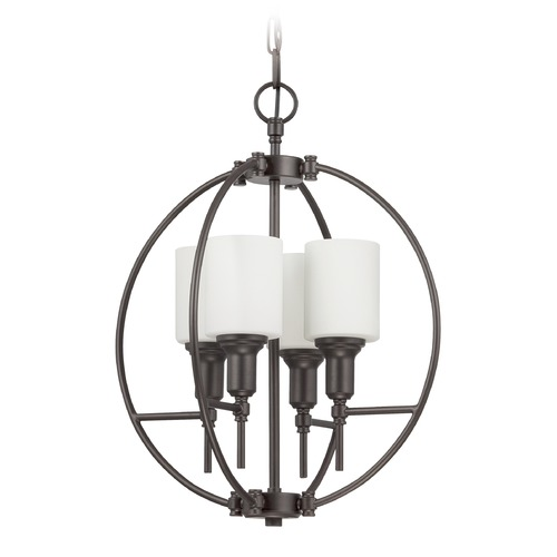 Craftmade Lighting Craftmade Meridian Espresso Pendant Light 37234-ESP