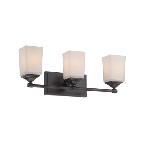 Designers Fountain Lighting Designers Fountain Corbin Old English Bronze Bathroom Light 68603-OEB