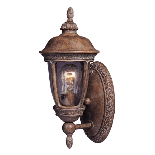 Maxim Lighting Maxim Lighting Knob Hill Vx Sienna Outdoor Wall Light 40462CDSE