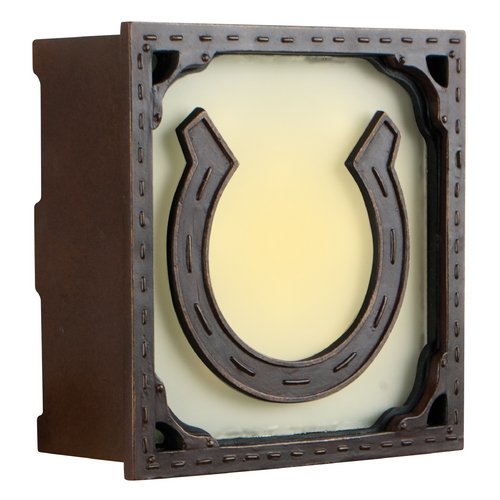 Craftmade Lighting Craftmade Lighting Tieber Aged Bronze Doorbell Chime ICH1640-AG