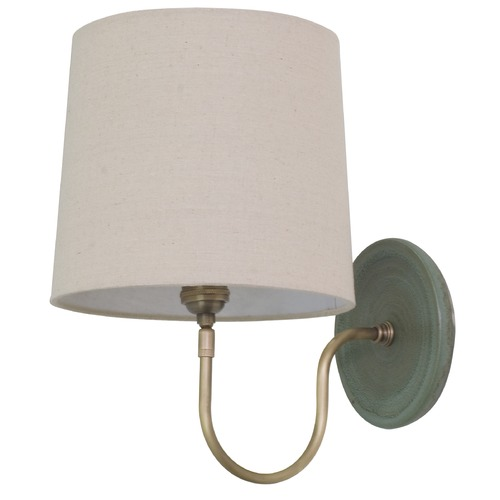 House of Troy Lighting House of Troy Scatchard Green Matte Wall Lamp GS725-GM