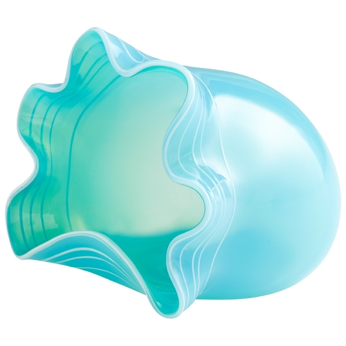 Cyan Design Cyan Design Bloom Teal Vase 06719
