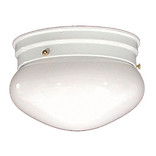 Capital Lighting Capital Lighting White Flushmount Light 5356WH