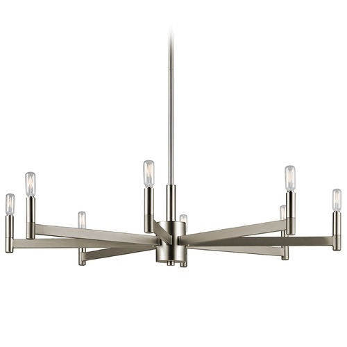 Kichler Lighting Kichler Lighting Erzo Chandelier 43857SN