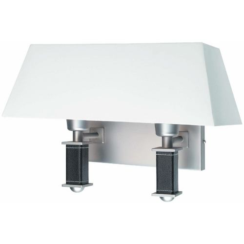 Lite Source Lighting Lite Source Lighting Brockton Wall Lamp LS-1652LTHR