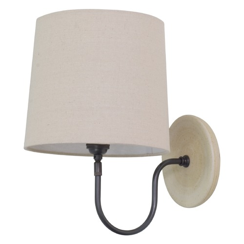 House of Troy Lighting House Of Troy Scatchard Oatmeal Wall Lamp GS725-OT