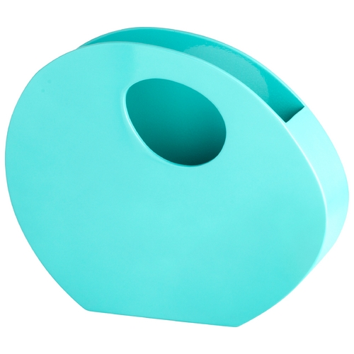 Cyan Design Cyan Design Mulholland Turquoise Lacquer Box 05481
