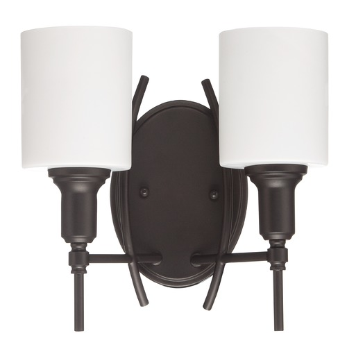 Jeremiah Lighting Jeremiah Lighting Meridian Espresso Sconce 37262-ESP