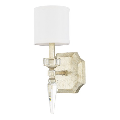 Capital Lighting Capital Lighting Olivia Winter Gold Sconce 615011WG-671