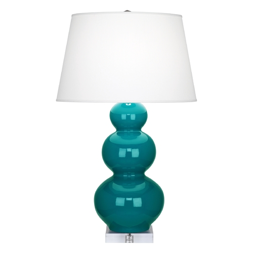 Robert Abbey Lighting Robert Abbey Triple Gourd Table Lamp A363X