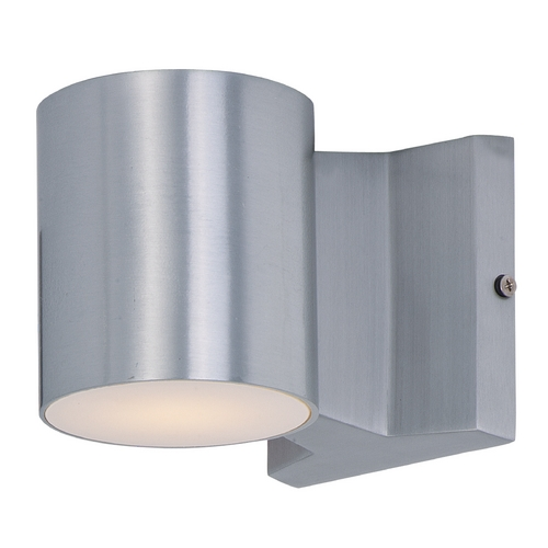 Maxim Lighting Maxim Lighting Lightray Brushed Aluminum LED Sconce 86106AL