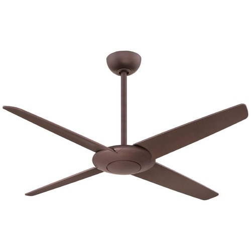Minka Aire Minka Aire Fans Pancake Oil-Rubbed Bronze Ceiling Fan Without Light F738-ORB