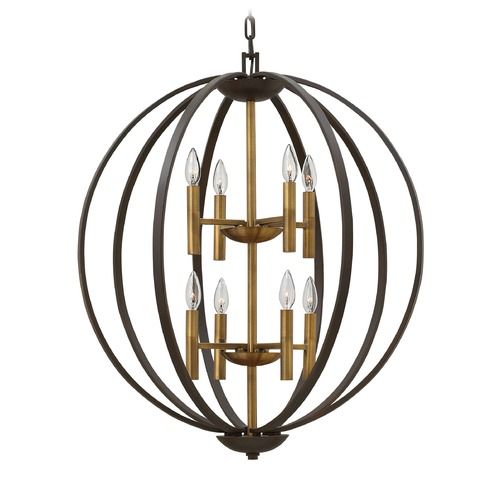 Hinkley Lighting Hinkley Lighting Euclid Spanish Bronze Pendant Light 3468SB