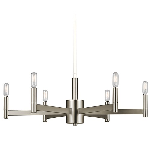 Kichler Lighting Kichler Lighting Erzo Chandelier 43859SN