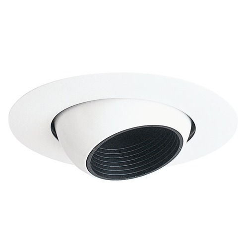 Juno Lighting Group Eyball for Low Voltage Recessed Housing 448-WH