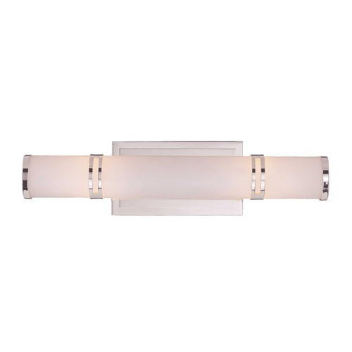 Savoy House Savoy House Polished Nickel Bathroom Light 8-1029-2-109