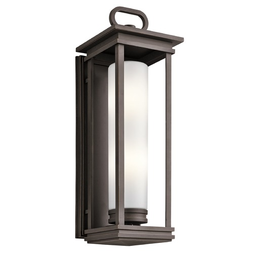 Kichler Lighting Kichler Lighting South Hope Outdoor Wall Light 49499RZ