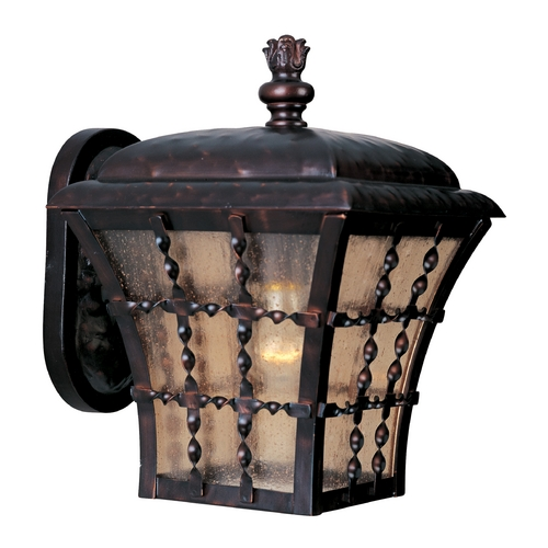 Maxim Lighting Maxim Lighting Orleans Oil Rubbed Bronze Outdoor Wall Light 30492ASOI