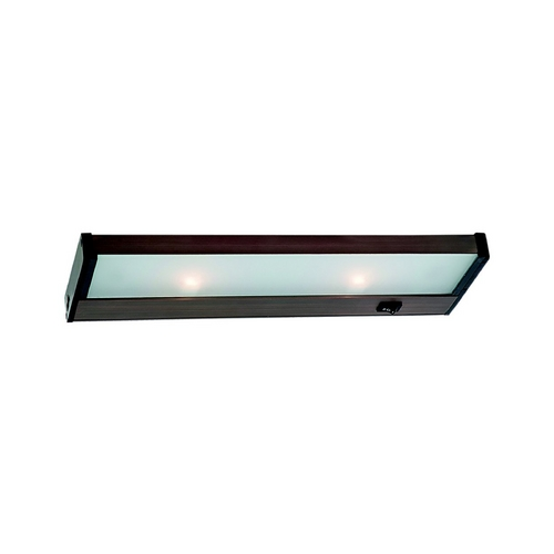 Sea Gull Lighting Sea Gull Lighting Plated Bronze 14-Inch Linear Light 98041-787