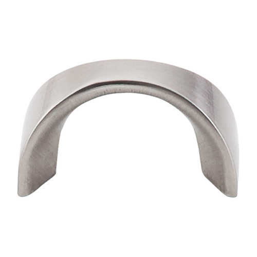 Top Knobs Hardware Modern Cabinet Pull in Brushed Satin Nickel Finish M552