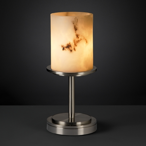 Justice Design Group Justice Design Group Clouds Collection Table Lamp CLD-8798-10-NCKL
