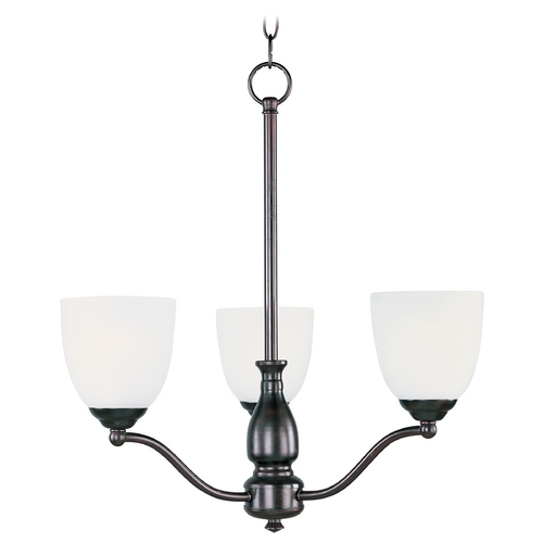 Maxim Lighting Maxim Lighting Stefan Oil Rubbed Bronze Chandelier 10064FTOI