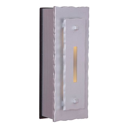 Craftmade Lighting Craftmade Lighting Tieber Brushed Nickel Doorbell Button TB1010-BN