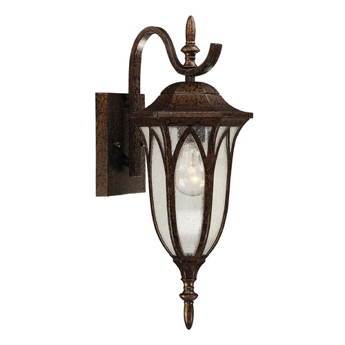 Savoy House Savoy House Lighting Dayton New Tortoise Shell Outdoor Wall Light 5-1240-56