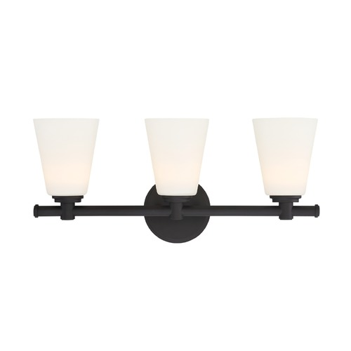 Designers Fountain Lighting Designers Fountain Parker Oil Rubbed Bronze LED Bathroom Light LED6893-ORB