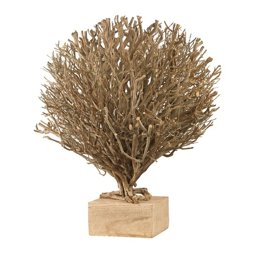 Dimond Lighting Dimond Home Whitebriar Wood Sculpture 2181-013