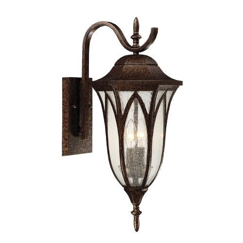 Savoy House Savoy House Lighting Dayton New Tortoise Shell Outdoor Wall Light 5-1241-56