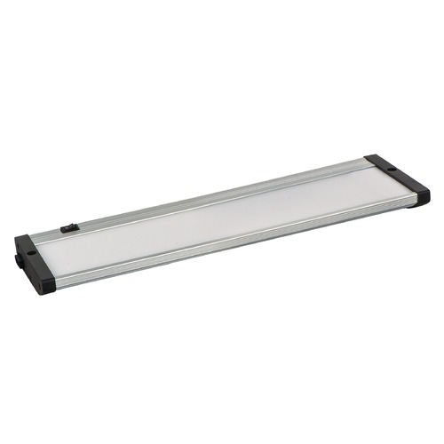 Maxim Lighting Maxim Lighting Mx-L120-El Brushed Aluminum 13-Inch LED Under Cabinet Light 89963AL