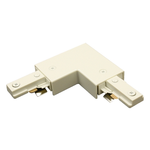 WAC Lighting Wac Lighting White Rail, Cable, Track Accessory JL-LEFT-WT
