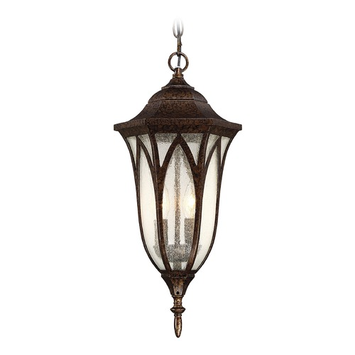 Savoy House Savoy House Lighting Dayton New Tortoise Shell Outdoor Hanging Light 5-1242-56