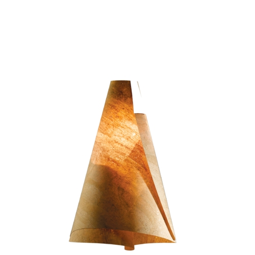 Hubbardton Forge Lighting Hubbardton Forge Lighting Mobius Dark Smoke Pendant Light 134505-07-790