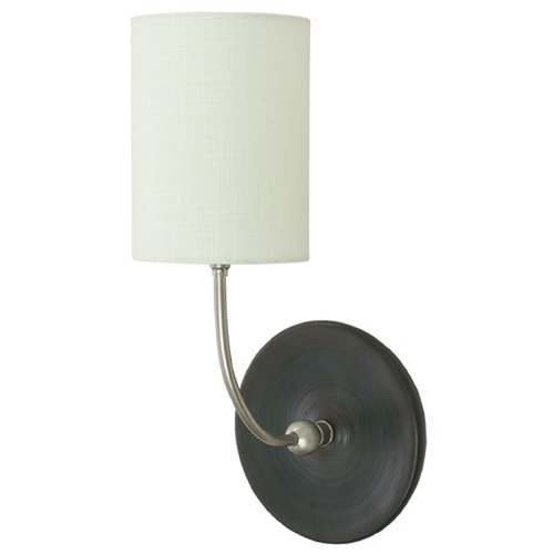 House of Troy Lighting House of Troy Scatchard Black Matte Wall Lamp GS775-SNBM