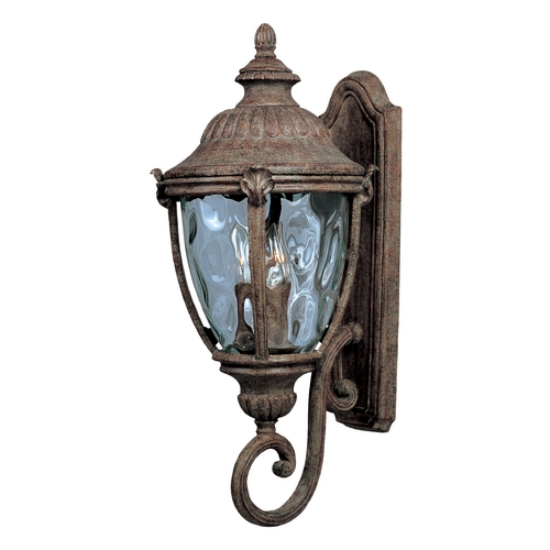 Maxim Lighting Maxim Lighting Morrow Bay Vx Earth Tone Outdoor Wall Light 40285WGET