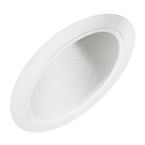 Juno Lighting Group Super Sloped Juno Recessed Trim 604W-WH