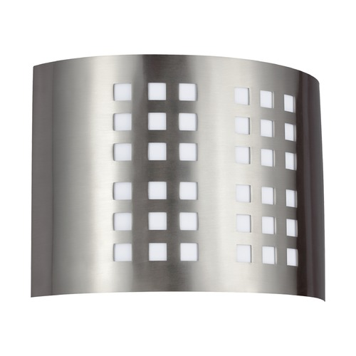 Sea Gull Lighting Sea Gull Lighting Ada Wall Sconces Brushed Nickel Finish 49339BLE-962