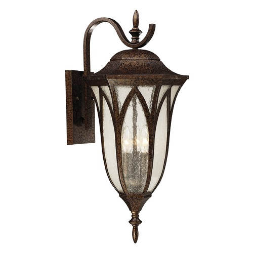 Savoy House Savoy House Lighting Dayton New Tortoise Shell Outdoor Wall Light 5-1244-56