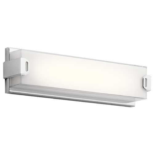Elan Lighting Elan Lighting Xeo Chrome LED Bathroom Light 83825