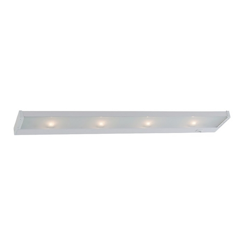 Sea Gull Lighting Sea Gull Lighting White 26-Inch Linear Light 98043-15
